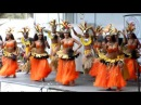 Tahitian Dance Lokelanis Rhythm of the Islands At Hoolaulea Lawndale 2013