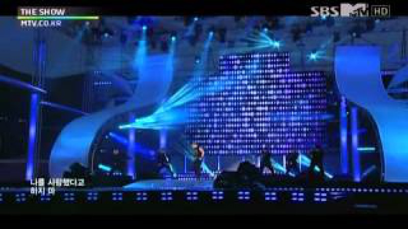 120713 MTV The Show - Sorry Im Sorry (김형준)