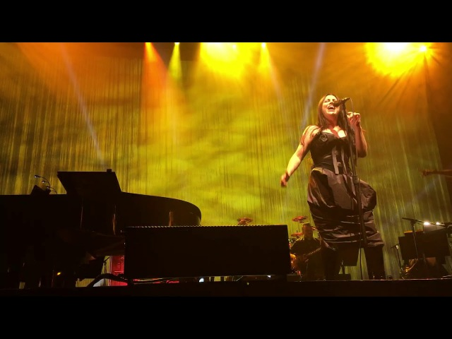 Evanescence Imperfection Synthesis Live with Orchestra at The Hippodrome Baltimore MD 11 08 17