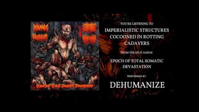 Epoch of Total Somatic Devastation (FULL 4-WAY SPLIT)