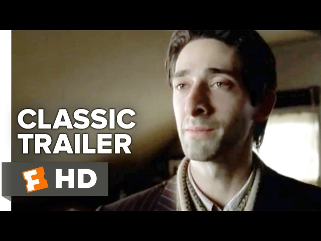 The Pianist 2002 Official Trailer Adrien Brody Movie