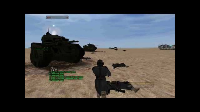 [КРАШ-ТЕСТ] ARMA RESISRANCE 2.01 - WH40K