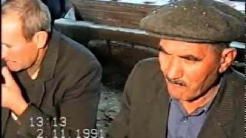 Qazax rayonu Çaylı kəndi, 1991 - ci il