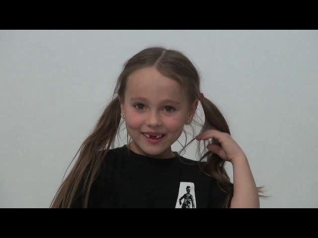 Камера кастинг Большакова Эва, 6 лет