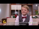 Boy soprano Aksel Rykkvin (12y) interviewed live on TV2 God Morgen Norge Dec 24th 2015
