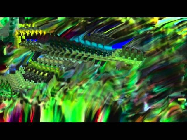 Spectre (Bibio Remix) - Tycho - Datamosh video