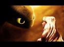 «Не скрывайся за мрачной стеной» Беззубик/Рапунцель