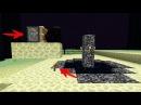 Как дропнуть яйцо дракона Края и войти в город Энда в майнкрафт Minecraft выживание ...