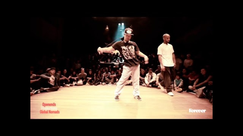 Judge Battle KEI vs GATOR Popping Forever 2014
