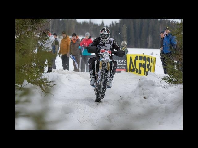 EnduroGP Финляндия 2018 – Основные моменты: День 2