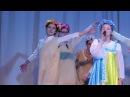 ФШТ 2017. Народный танец. Театральная студия «Паровоз». Хоровод «В роще березовой»