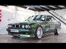 BMW e34 Alpina B10 BiTURBO Detailed To Perfection