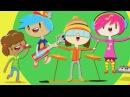 Songs for Kids | 🎶 MEET THE BAND 🎶 Zeamu's Mina Zac Aki Eva | Zeamu Music