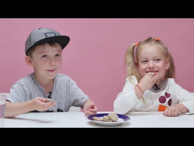 Реакция детей на еду времен СССР Шокирующий эксперимент