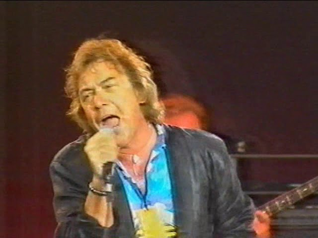 Eric Burdon Bring it on home to me CC Rider Rocksummer 1986
