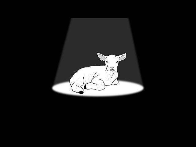 The Lamb Lies Down on Broadway Illustrated Side 1