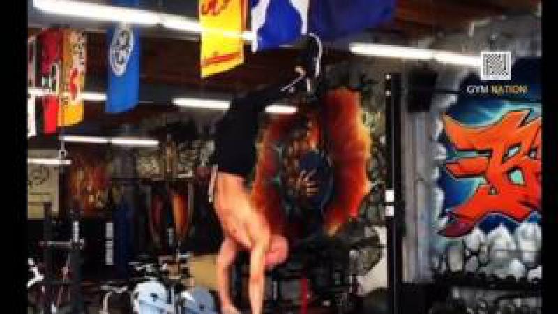 Frank Medrano 2016 Superhuman INSANE Calisthenics Workout Motivation
