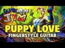 Earthworm Jim OST – Puppy Love (fingerstyle guitar TABS, speed x2)