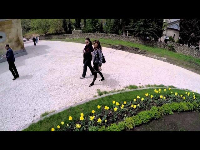 2015 05 8 Женский монастырь св Нино в Бодбе