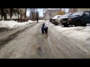 ятестируюнордман Прогулка в Nordman Lumi Тест на водонепронецаемость