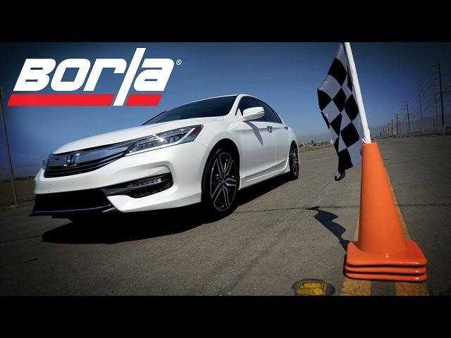 Honda Accord Sport 3.5L | Borla Exhaust S-Type