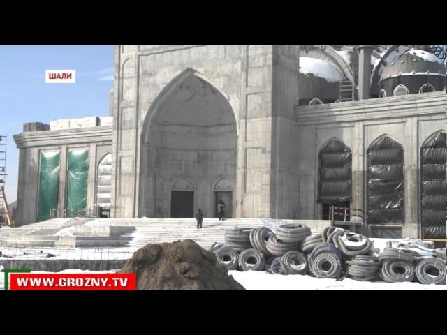 В Чечне готовится к открытию одна из крупнейших мечетей в мире