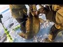 ОЧЕНЬ ЖИРНЫЙ СУДАК НЕ ЛЕЗЕТ В ЛУНКУ НА ПЕРВОМ ЛЬДУ 2017 2018 ЗИМНЯЯ РЫБАЛКА НА ЖЕРЛИЦЫ Видео рыбалка зимой на хищную рыбу на льду Рыбалка Декабрь удивляет Огромный судак на жерлицу Ловля судака на балансир Приколы видео Первый лед 2017-2018 Зимняя рыбалка