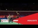 YONEX All England Open 2018 Badminton WS F Highlights BWF 2018
