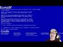 Реакции Летсплейщиков Реакции Летсплейщиков на Синий Экран Смерти из VHS