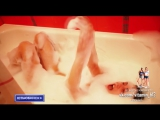 Муж спалил жену в ванной (измена)