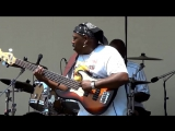 Larry Williams Live Bass Solo