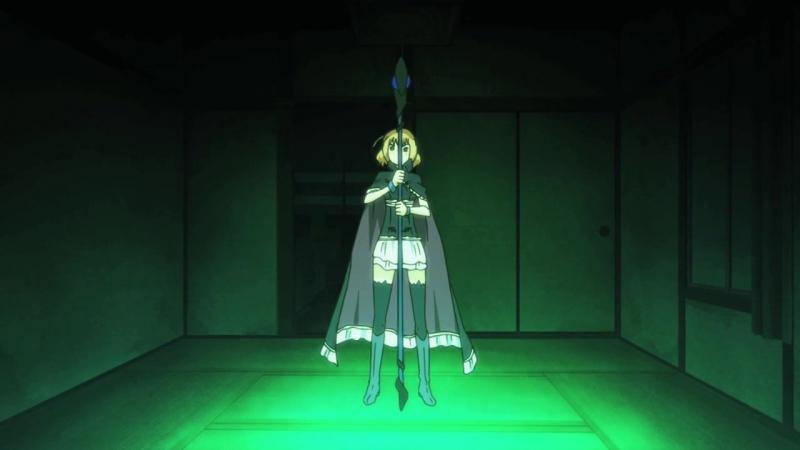 Rokujouma no Shinryakusha!?/Захватчики комнаты на шесть татами [9 серия] - (Ancord)