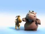 Короткометражный мультфильм от компании Pixar про счастливого и комического бегемота, исполняющего песенку