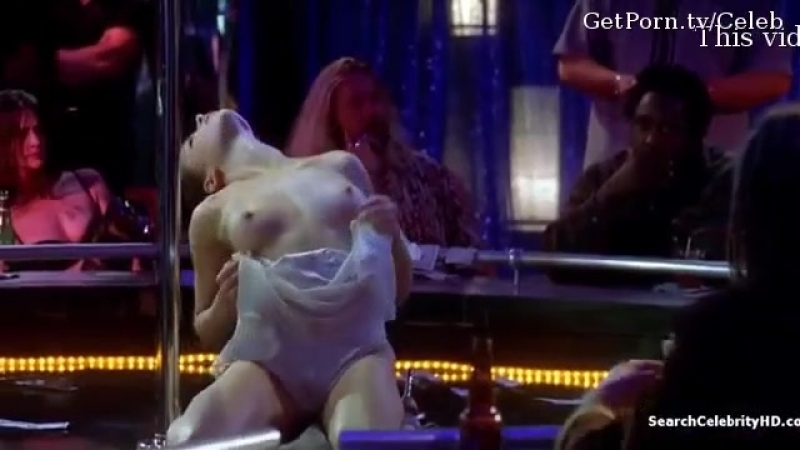 Charlotte Ayanna sexy striptease show