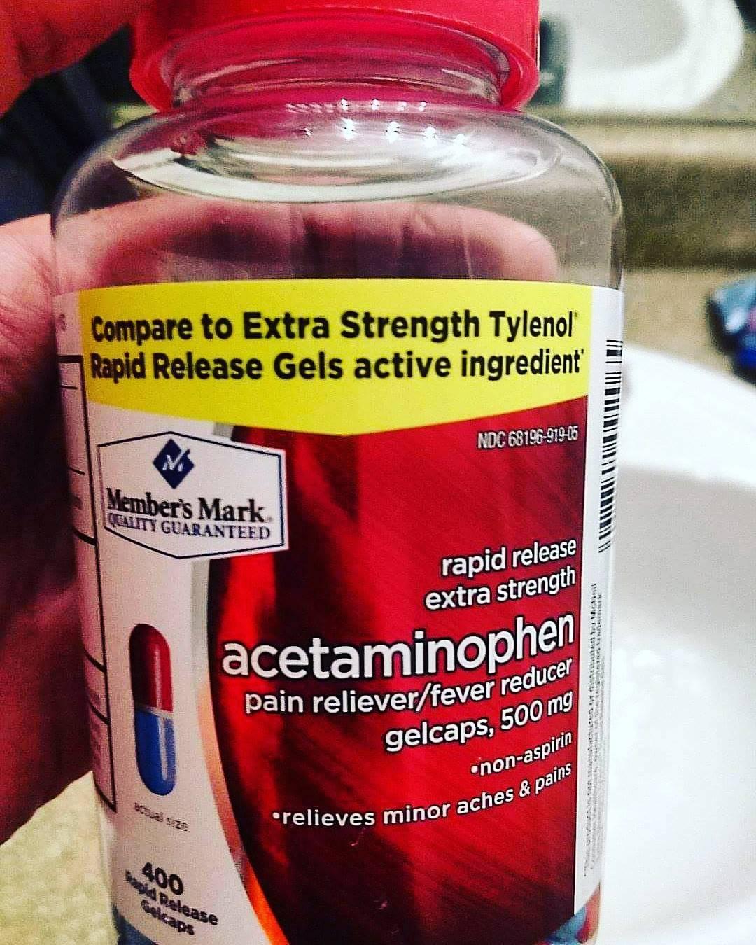 Что такое ацетаминофен