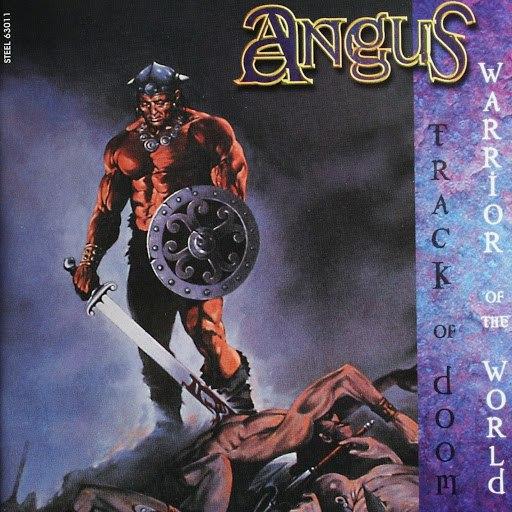 Angus альбом Warrior of the world