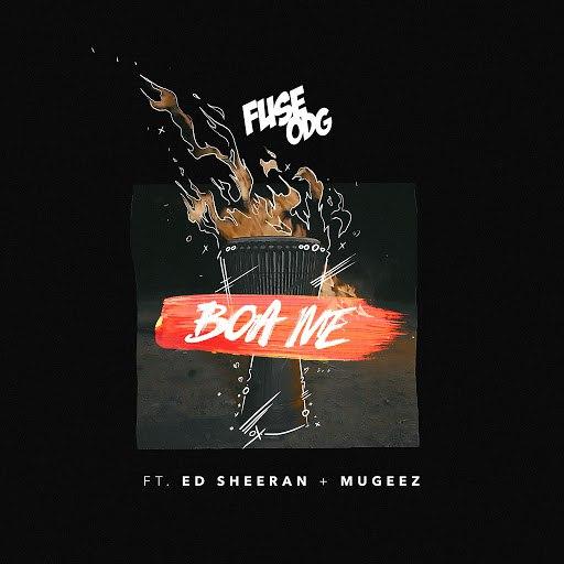 Fuse ODG альбом Boa Me (feat. Ed Sheeran & Mugeez)