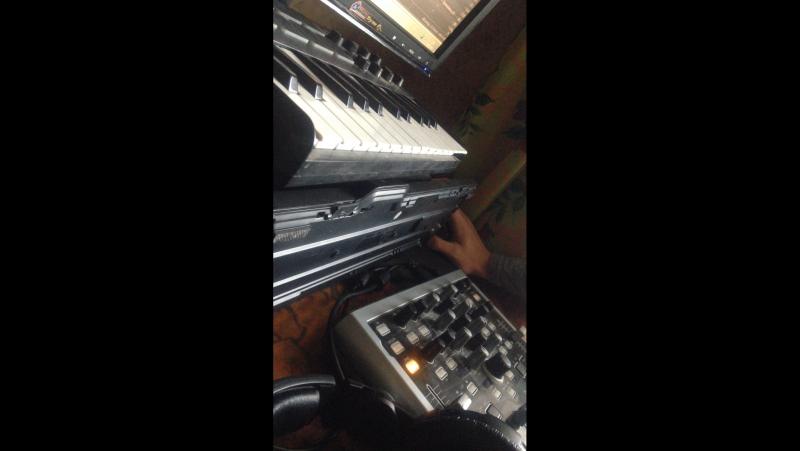 Mazur - BLACKbull pt.4 live
