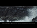 Surf in Siberia-Arctic Ocean