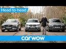 BMW X3 vs Audi Q5 vs Volvo XC60 2018 - which is best Head-to-Head
