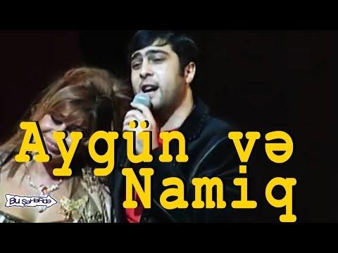 Aygün Kazımova və Namiq Qaraçuxurlu - Beş Qoşa (2005, Bir parça)