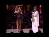Mariah Carey feat. Aretha Franklin Chain of Fools - (Divas Live 98)