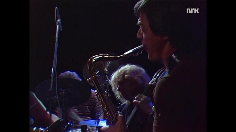 Jan Garbarek Quartet - Molde Jazz fastival, 1982