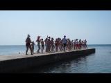 Summer, sun, sea,  Sofien, Dasha, Valya, Vasya, Pauline. Sudak- forever!