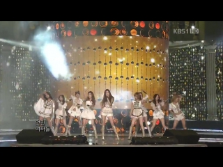 SNSD The Boys  Mr Taxi 12 Korea China music festival Sep 2, 2012 GIRLS GEN