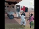 Красный крест показал, каково это – потерять ребёнка