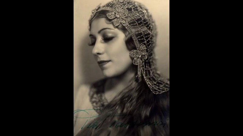 Pia Tassinari, Piero Pauli - O soave fanciulla (La Bohème)