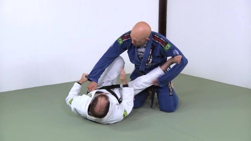 Stephan Kesting drills