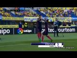 Чемпионат Испании 2016-17 / Лучшие голы 37-го тура / Топ-5 [HD 720p]