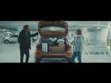 KIA Rio X-Line   Вместительный багажник
